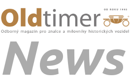 OldtimerMagazín News